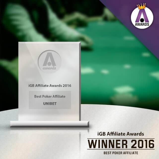 tile igb award poker affiliate