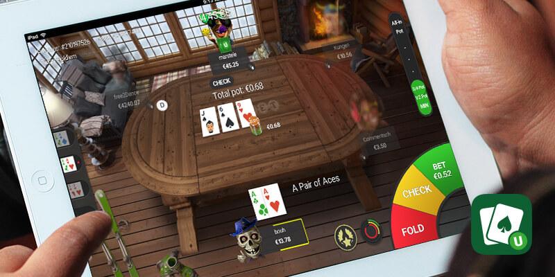 Poker 2.0 - App Banner